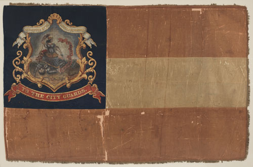 the first flag of the united states
